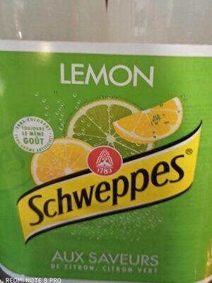 Lemon Schweppes - Produit - fr