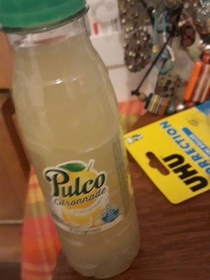 Pulco citronnade - Informations nutritionnelles