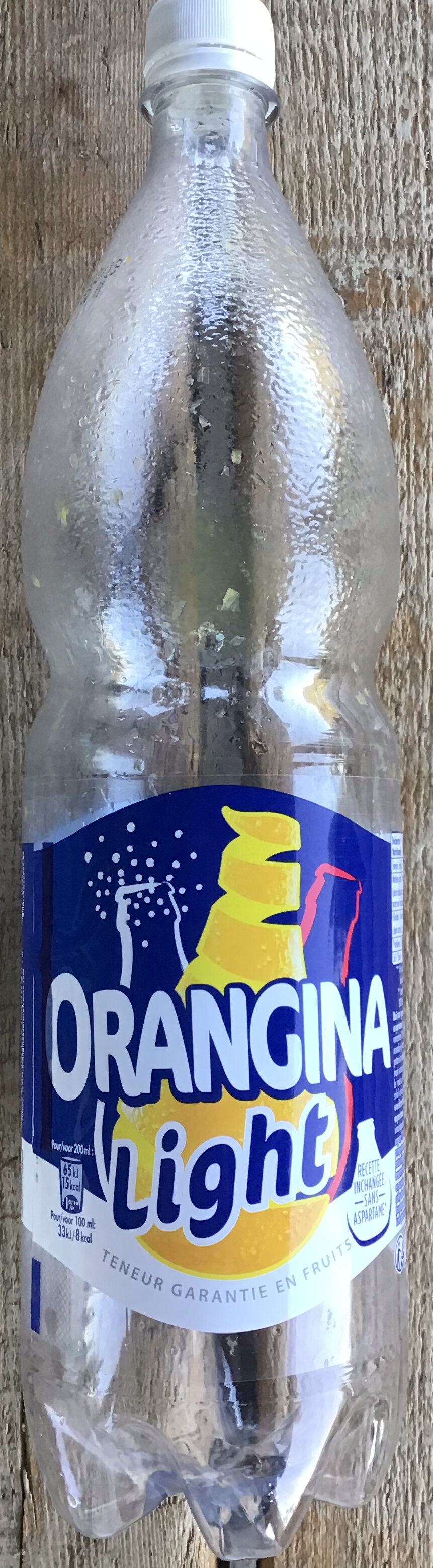 Orangina light - Product