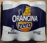 Orangina zero slim - Product - fr