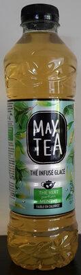 Thé vert infusé glacé saveur Menthe - Produit - fr