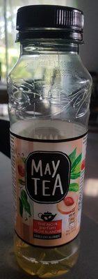 Thé noir parfum pèche blanche - Producto