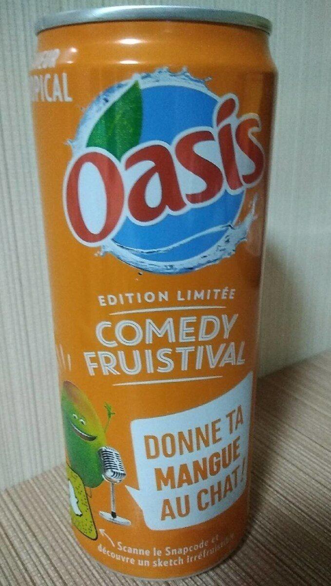Oasis tropical - Prodotto - fr