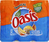 Oasis tropical - Produit