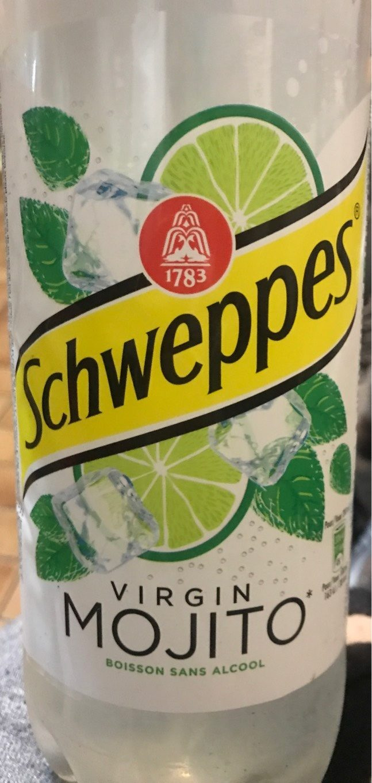 Schweppes virgin mojito - Produit - fr