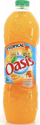 Oasis tropical - Product - fr