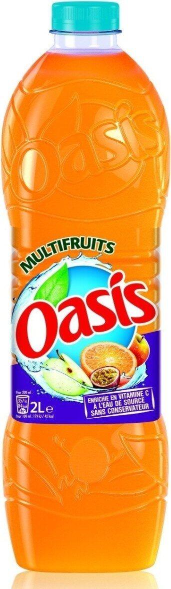 Oasis Multifruits - Produit - fr