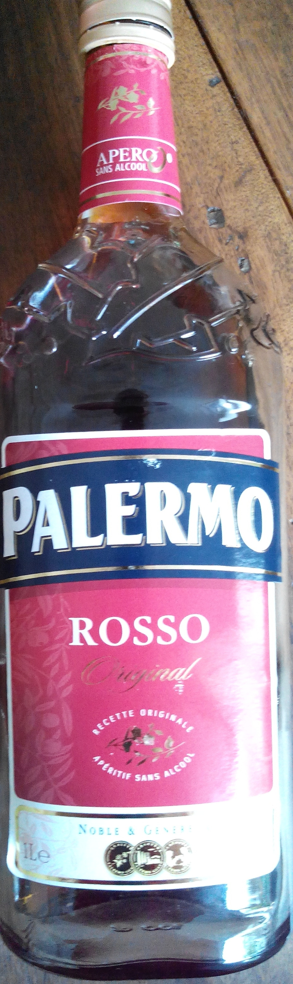 Palermo Rosso - Product