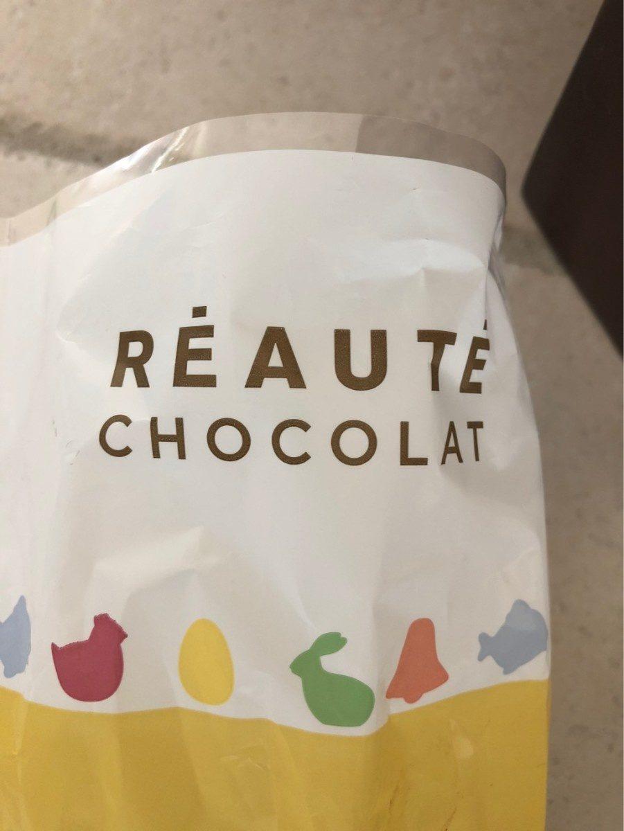 L'oeuf Jungle chocolat noir - Product