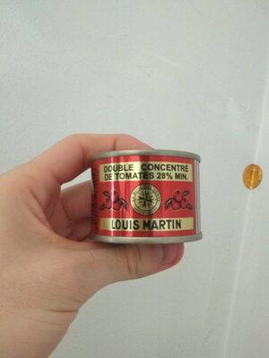 Double concentré de tomate 28% mini - Produit - fr