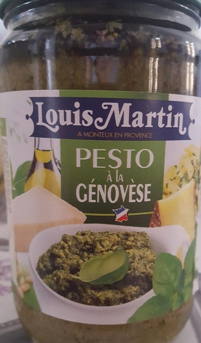Pesto à la génovèse - Produit - fr