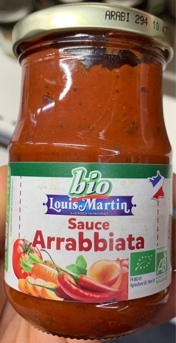 Louis Martin Arrabiata - Produit - fr