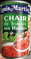 Chair de Tomate Aux Herbes - Produit - fr