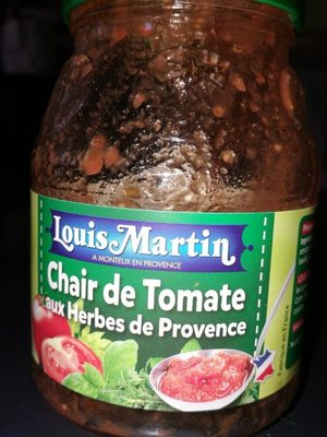 Chair de tomates aux herbes de Provence - Produit - fr