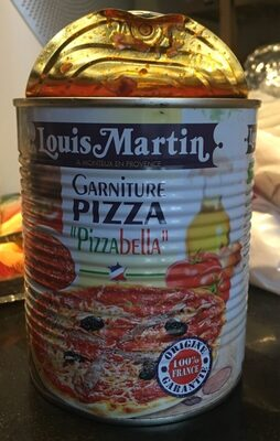 Garniture pizza «pizza bella» - Produit