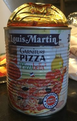 Garniture pizza «pizza bella» - Produit - fr