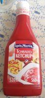 Tomato Ketchup Louis Martin 560 GR - Produit - fr