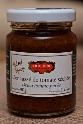 Concassé de tomate séchée relevé - Produit - fr