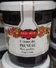 Crème de pruneau - Product