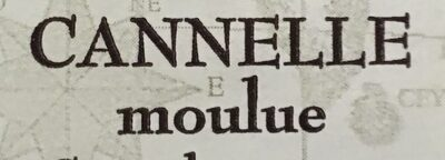 Cannelle Moulue - Ingredients