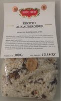 Risotto aux aubergines - Product - fr