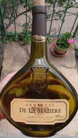 Armagnac de la Mazière - Produkt - fr