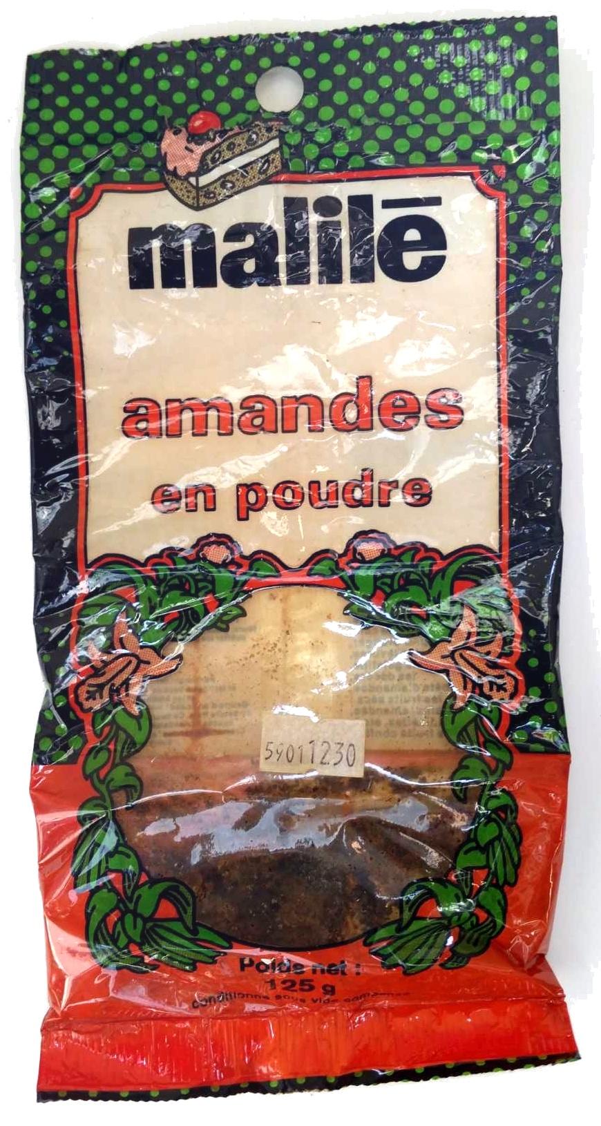 Amandes en poudre - Product - fr