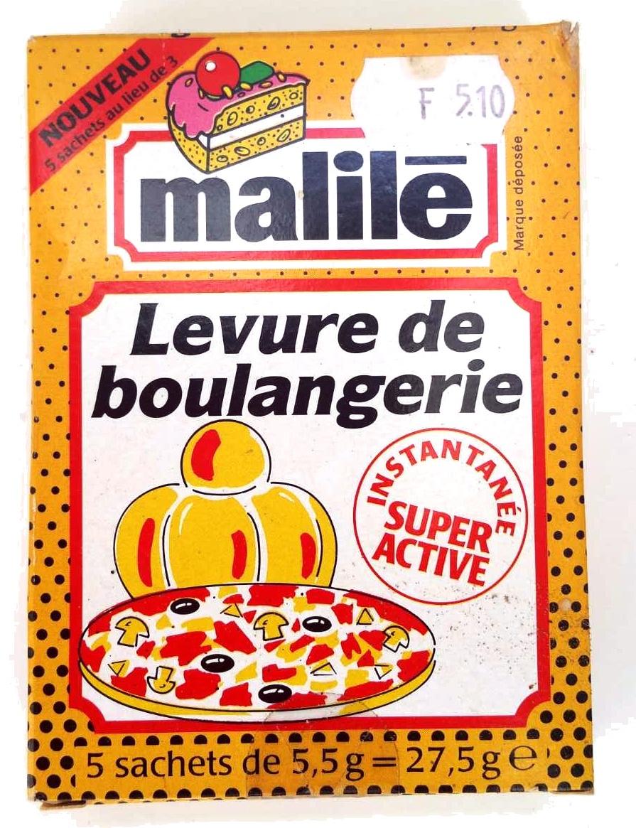 Levure de boulangerie - Produit - fr