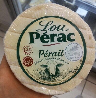 Pérail (26,3% MG) - Produit - fr