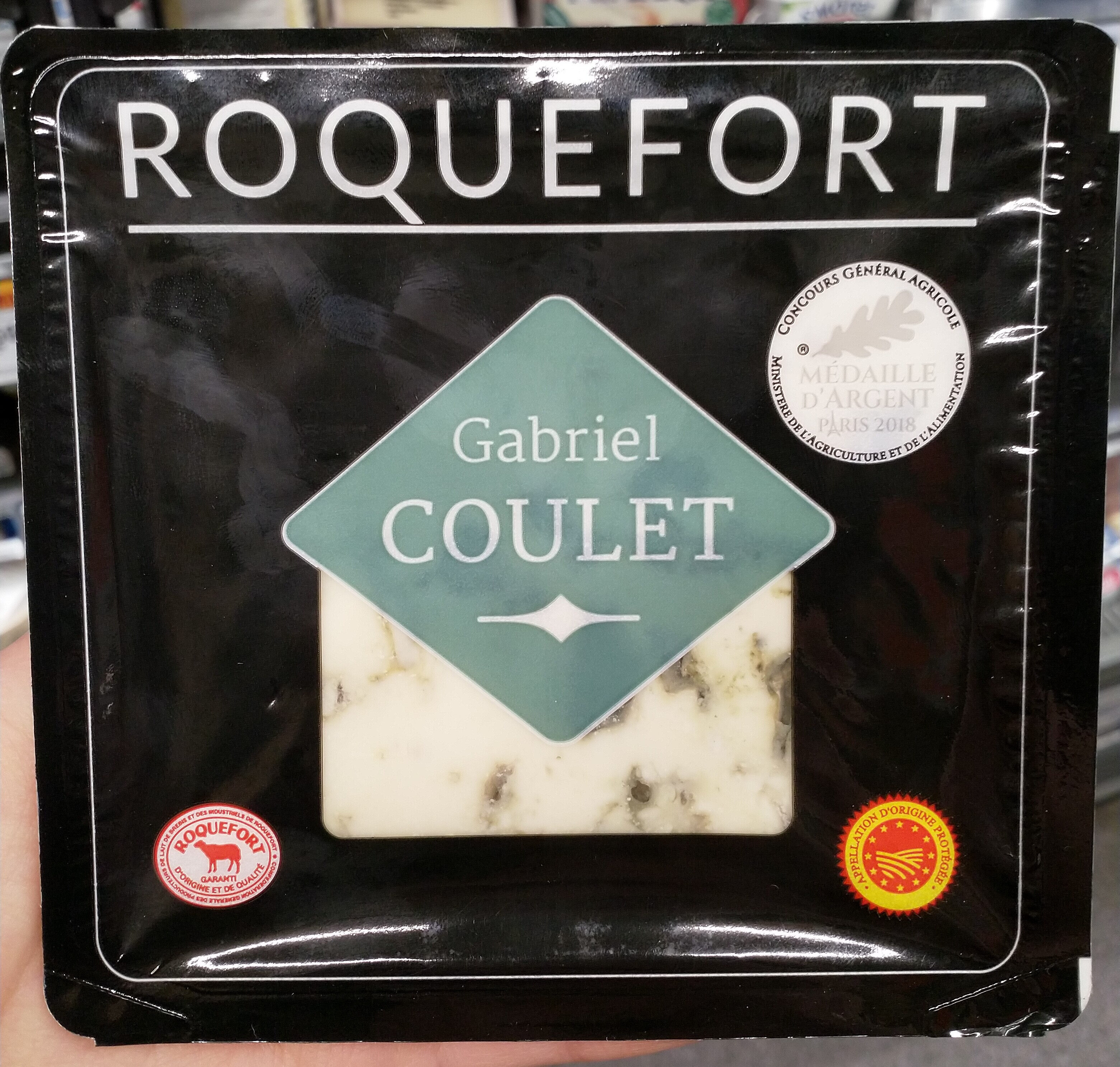Roquefort (32 % MG) - Product - fr