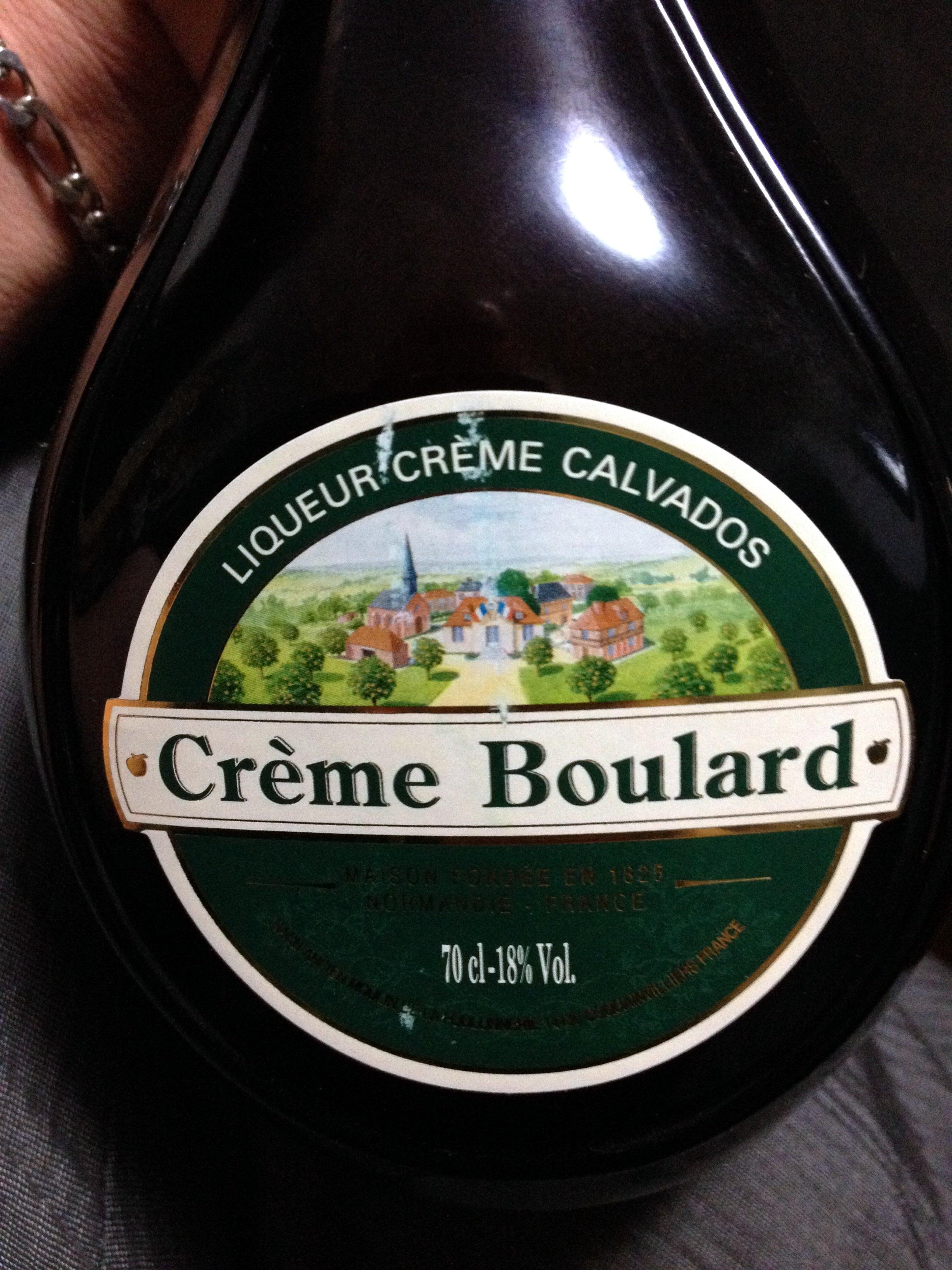 Crème Boulard - Produit