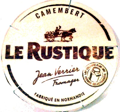 Le Rustique Camembert Soft Cheese - Product