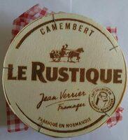 Le Rustique - Camembert - Produit - fr