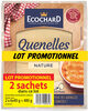 Quenelles Nature Lot de 2 - Product