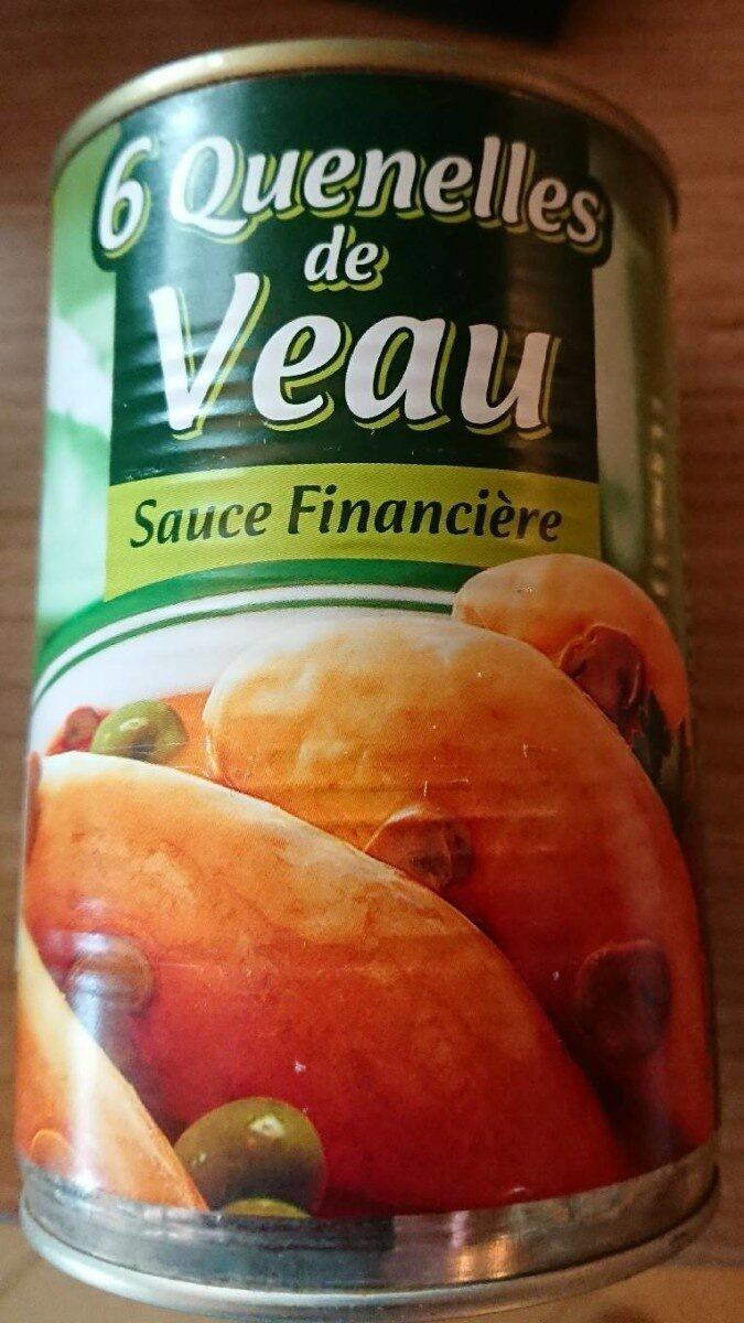 QUENELLES DE VEAU - Produit