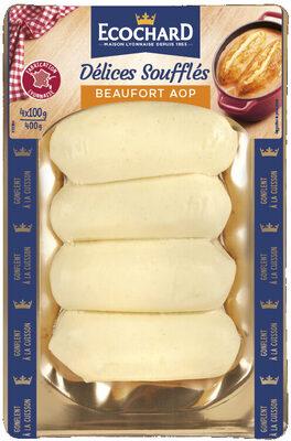 Délices Soufflés Beaufort AOP - Produit
