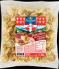 Tortellini au Jambon cru et Beaufort - Produit
