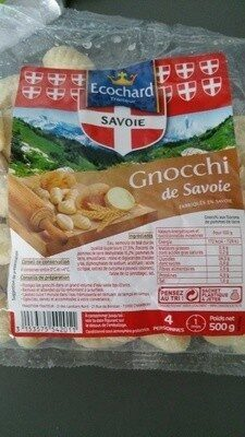Gnocchi de Savoie - Produit - fr