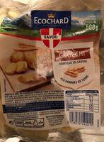 Gnocchi de Savoie - Nutrition facts