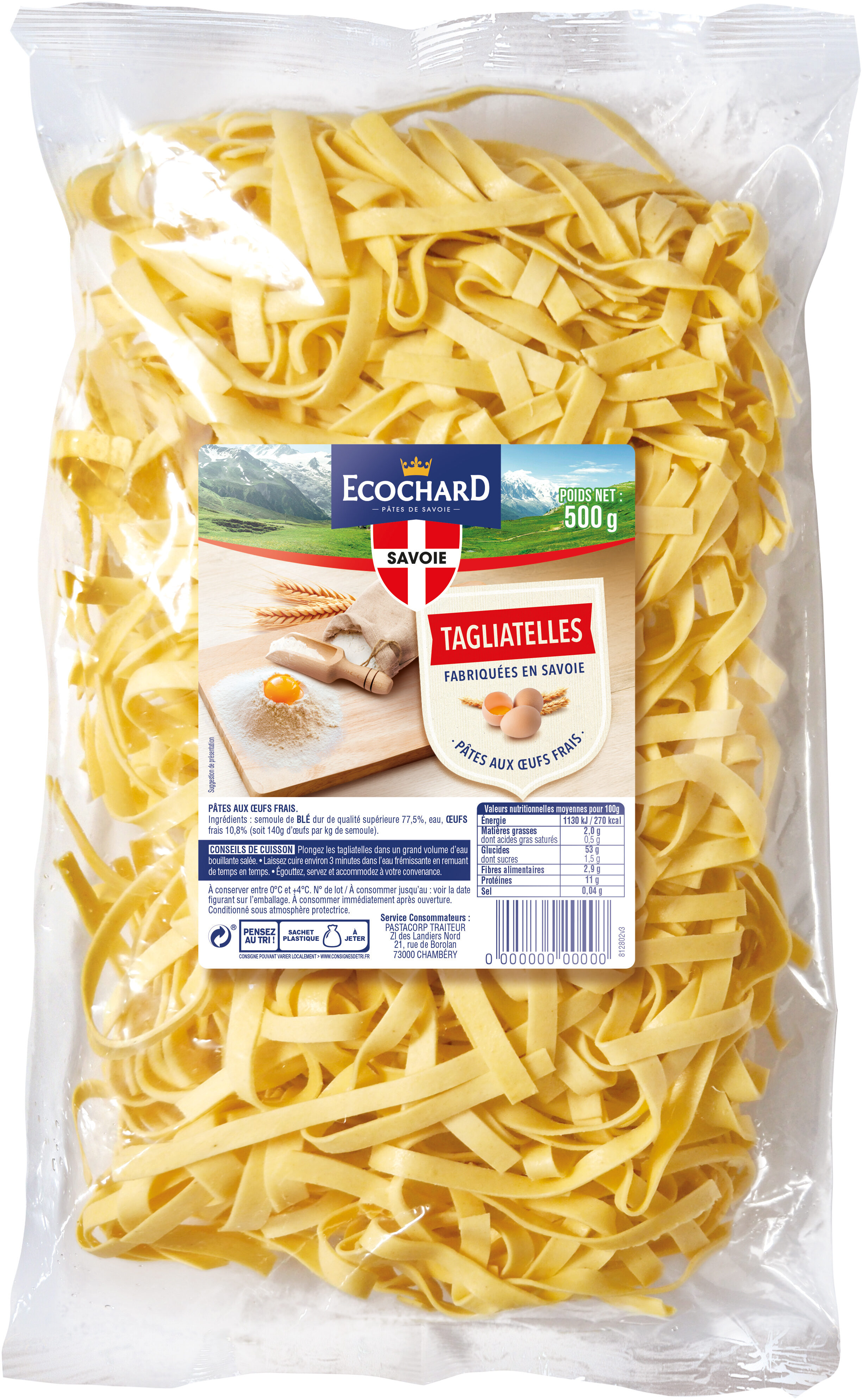 Tagliatelles - Product