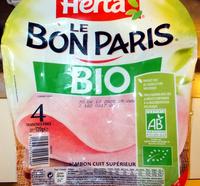 Le Bon Paris, BIO (4 Tranches Fines) - Prodotto - fr