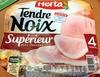 Tendre Noix, Supérieur Avec Couenne (4 Tranches) - Produit