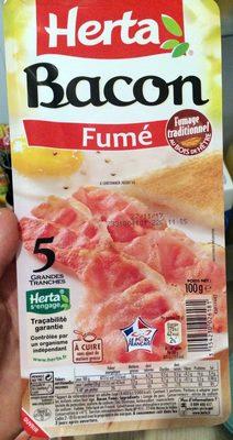 Bacon Fumé - Product - fr