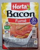 Bacon Fumé - Produit - fr