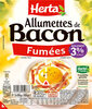 HERTA Allumettes de bacon - Produit