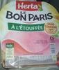 Le bon Paris - à l'étouffée - Produit