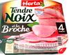 Tendre Noix, à la Broche (4 Tranches) - Produit