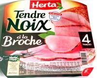 Tendre Noix, à la Broche (4 Tranches) - Product - fr