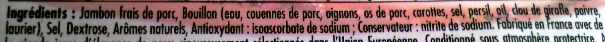 Tendre Noix, à la Broche (4 Tranches) - Ingrediënten - fr
