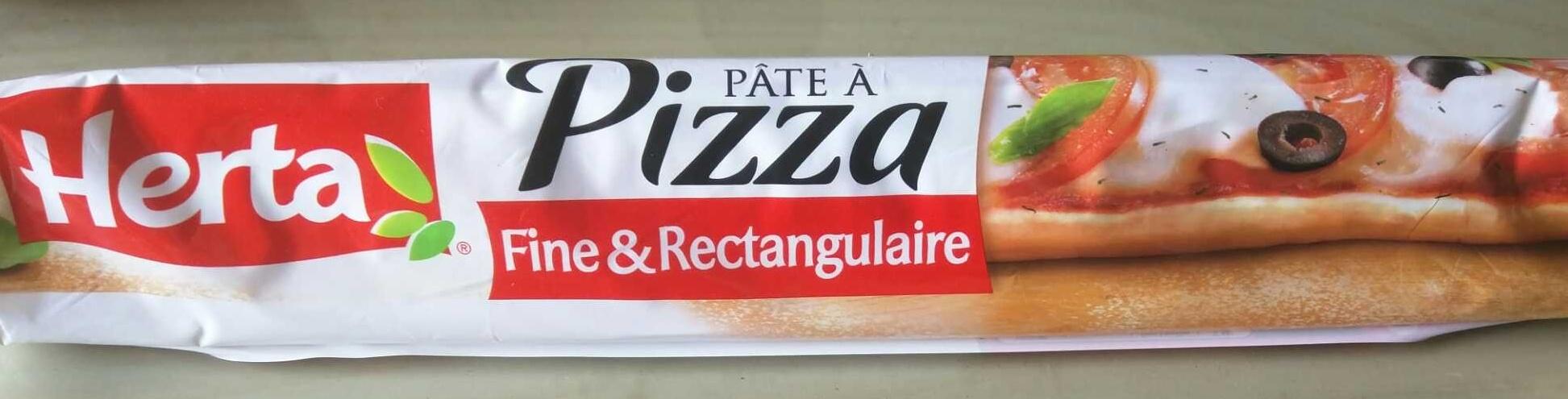 p 226 te 224 pizza et rectangulaire herta 385g